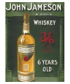 Mini muurplaatje John Jameson 15 x 20 cm